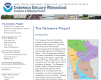 Delaware Estuary Watershed Project